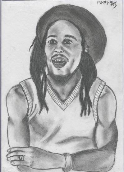 Bob Marley by LiiSs